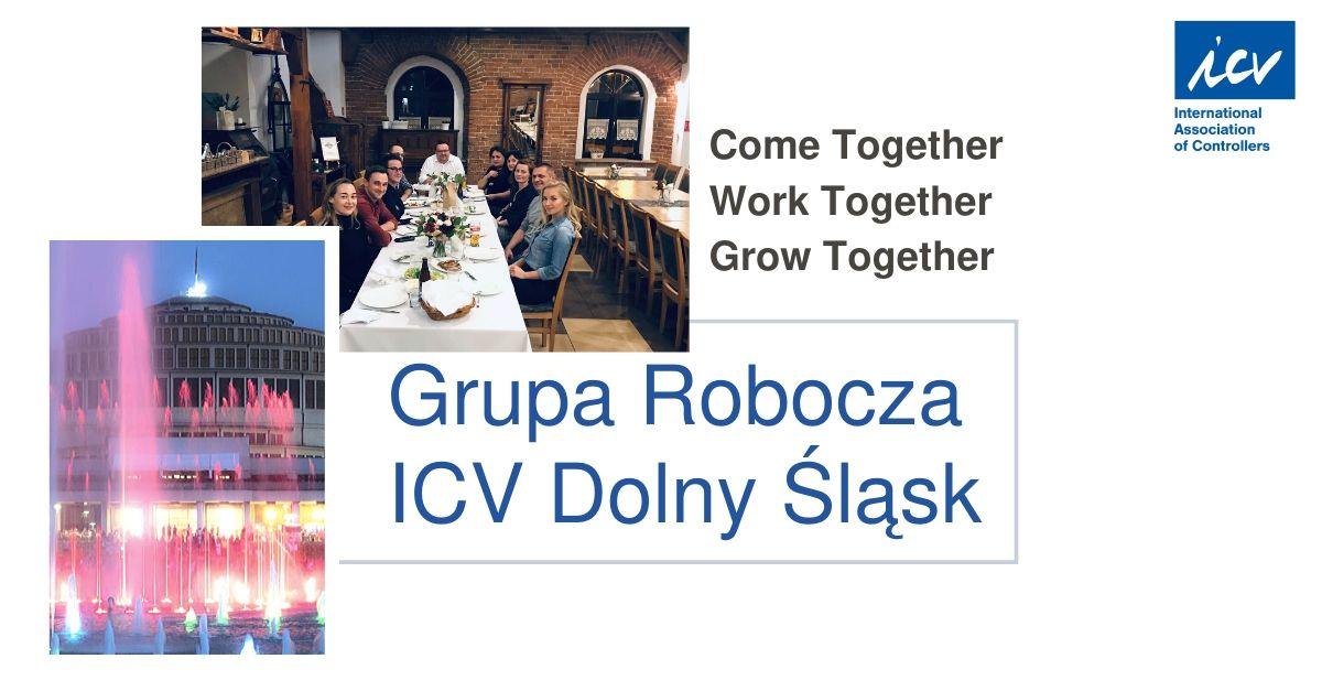 Grupa Robocza ICV Dolny Śląsk