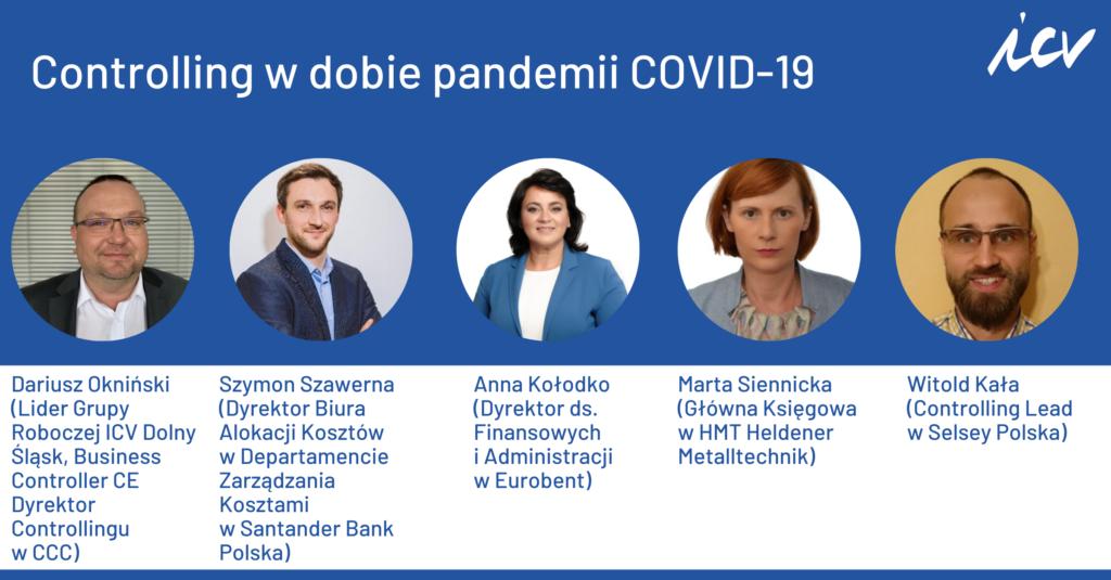 Controlling w dobie pandemii COVID-19